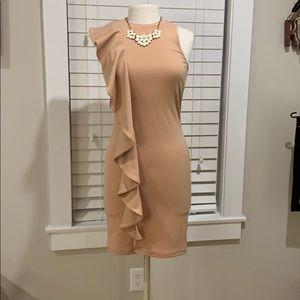 🍁Venus sleeveless body con dress, sz Small
